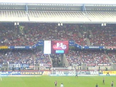 Abstieg 2008 Nürnberg nach 0:2 gegen Schalke