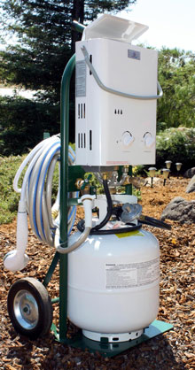 Deckers Hot Water Station Jr
