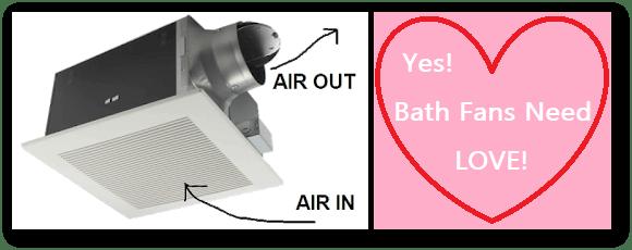 bathroom exhaust fan replacement