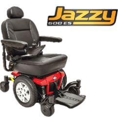 Jazzy Power Chairs Outdoor Swivel Uk Mobilityamericaonline Com Scooters Wheelchairs And More Pride 600 Chair