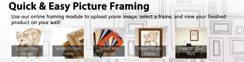 Picture Frames Online Cheap | Amtframe.org