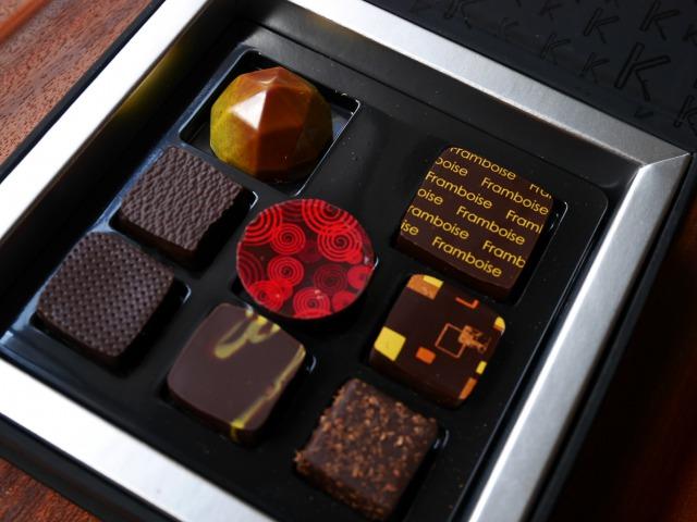 伊勢丹で人気のバレンタインチョコ