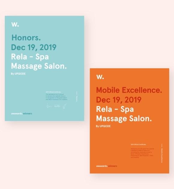 Rela Spa Massage - 1