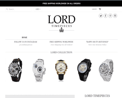 [50% Off] Lord Timepieces Discount Codes & Promo Codes| Fyvor