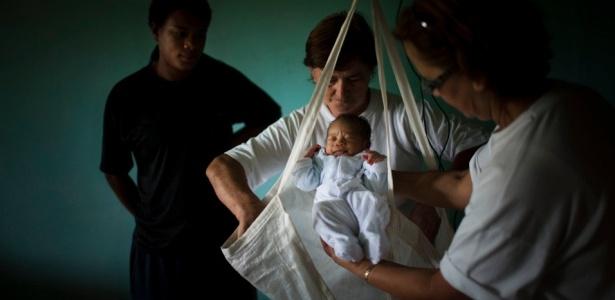 O Brasil é o sétimo país do mundo que mais teve declínio no índice de mortalidade infantil