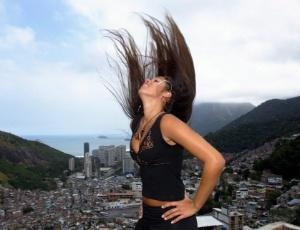 A modelo Luana Rodrigues de Sousa, 20 anos, que está desaparecida desde o dia 9 de maio