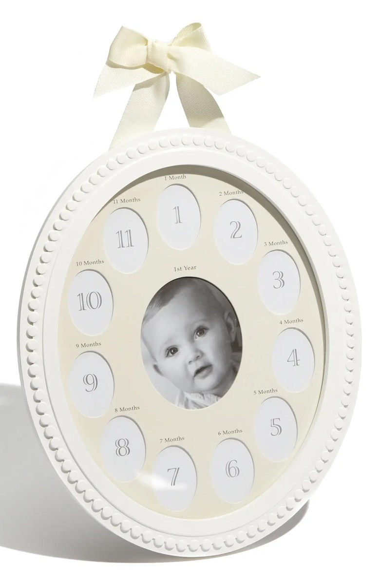 Month By Month Baby Picture Frame : month, picture, frame, Sutton, 12-Month, Picture, Frame, Nordstrom