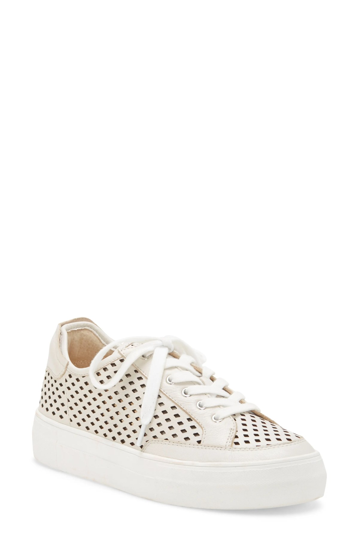 VINCE CAMUTO Karshey Platform Sneaker, Main, color, ICY GREY
