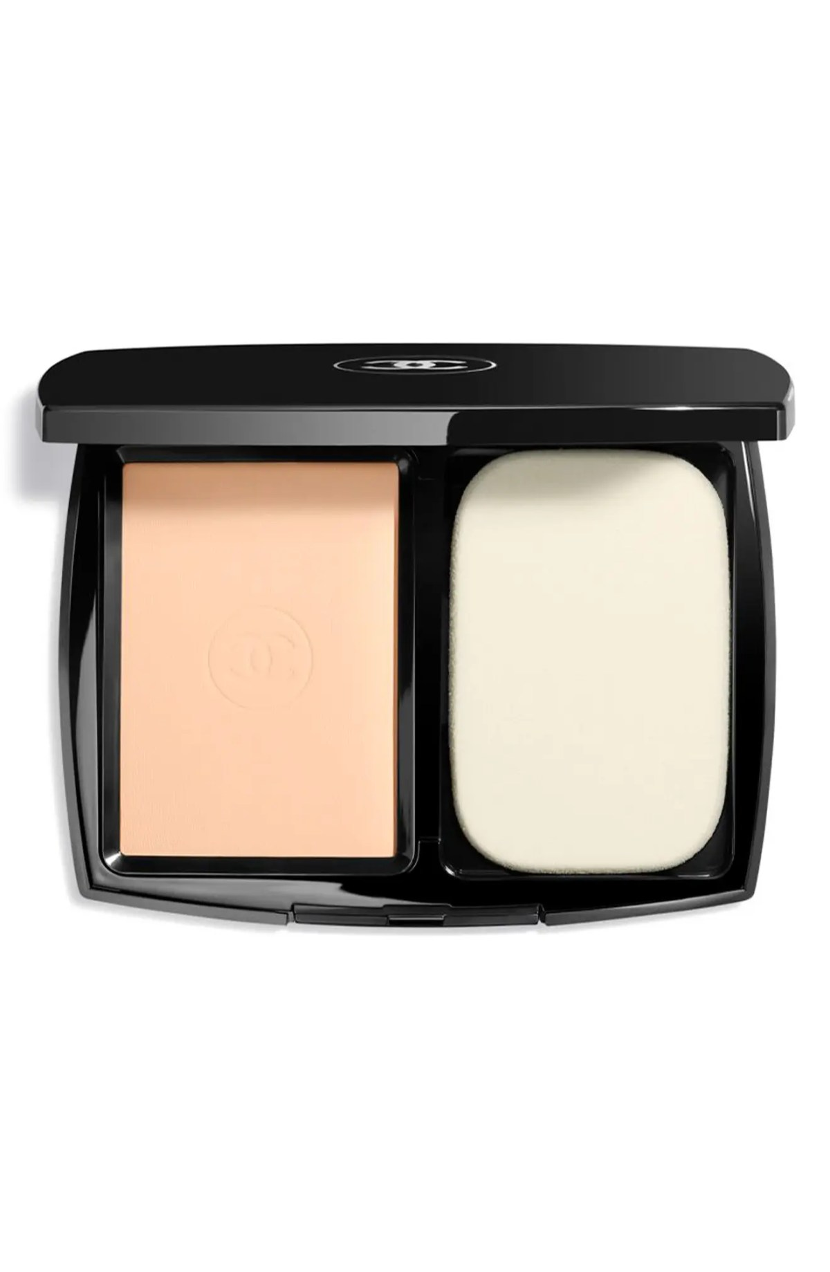 CHANEL ULTRA LE TEINT Ultrawear All-Day Comfort Flawless Finish Compact Foundation, Main, color, BR22