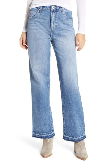 JAG JEANS Sophia High Waist Wide Leg Jeans, Main, color, NOLITA