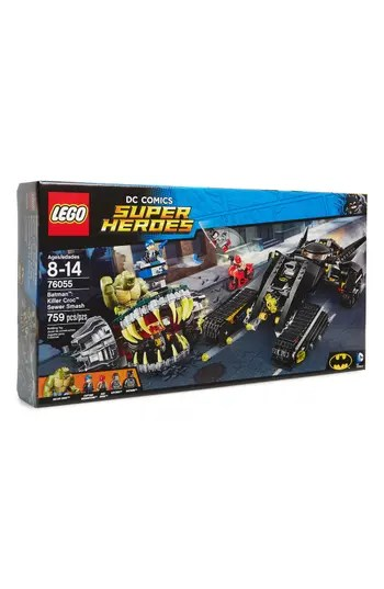 LEGO DC Comics Super Heroes Batman Killer Croc Sewer