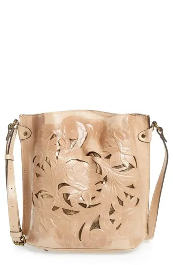 Patricia Nash Lavello Leather Bucket Bag Nordstrom