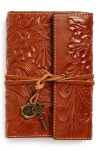 Patricia Nash 'Carmona' Leather Journal | Nordstrom