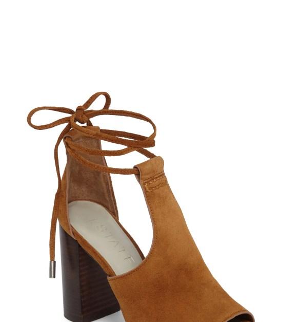 Main Image - 1.STATE Tilya Bootie Profile Sandal (Women)