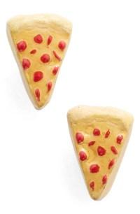 Venessa Arizaga Pizza Slice Stud Earrings   Nordstrom
