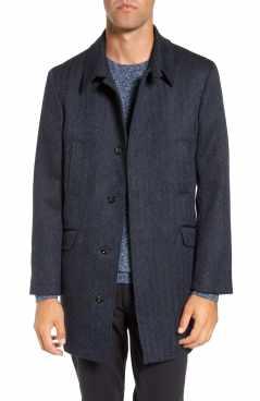 Leather Bear Coats Golden