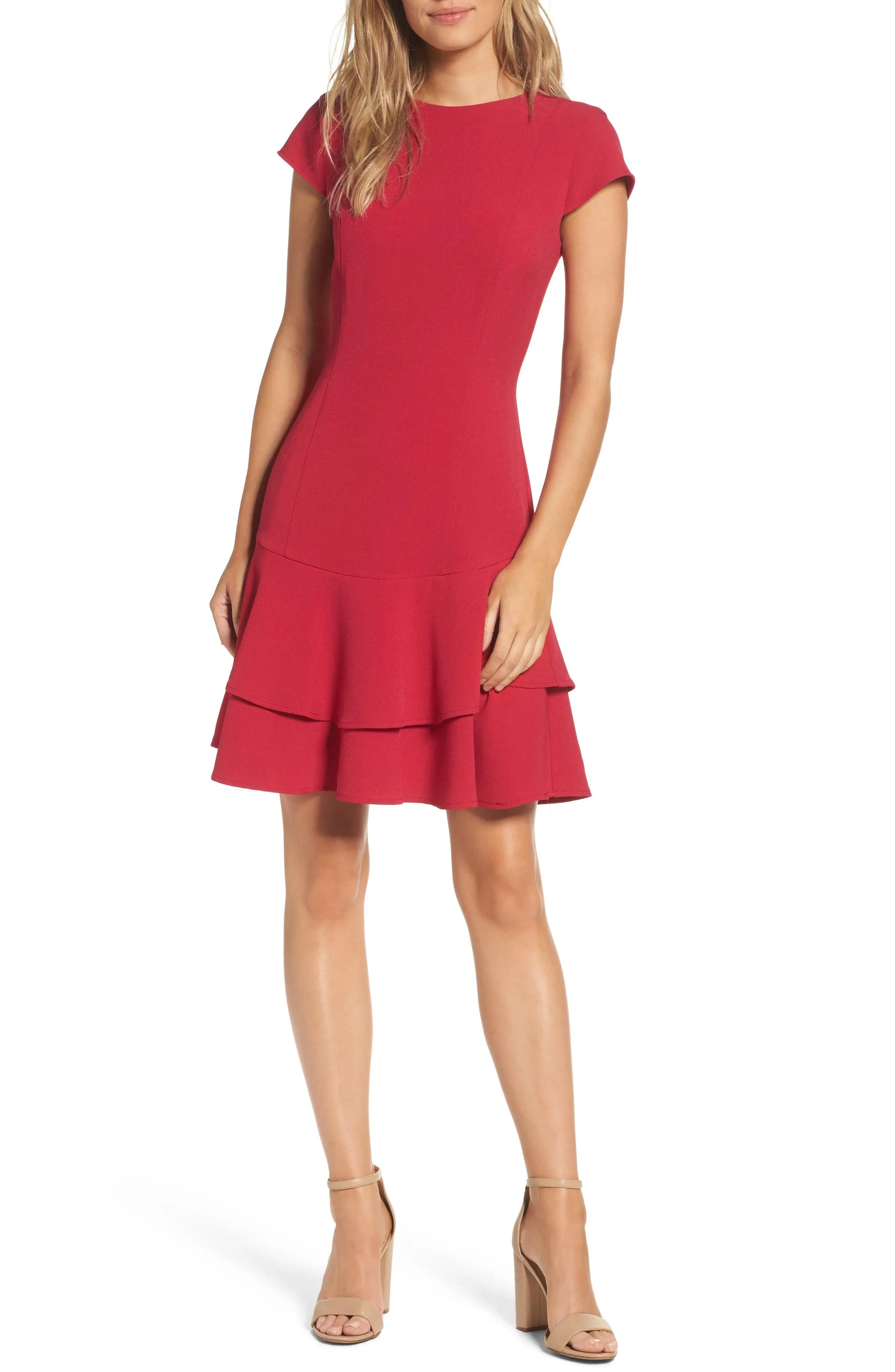 Eliza  stretch crepe sheath dress regular  petite also size clothing for women nordstrom rh shoprdstrom