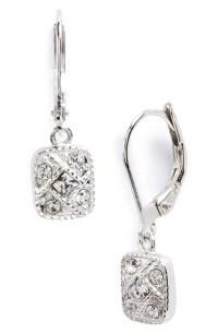 Judith Jack Square Drop Earrings | Nordstrom