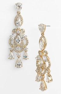 Nadri 'Legacy' Crystal Chandelier Earrings | Nordstrom