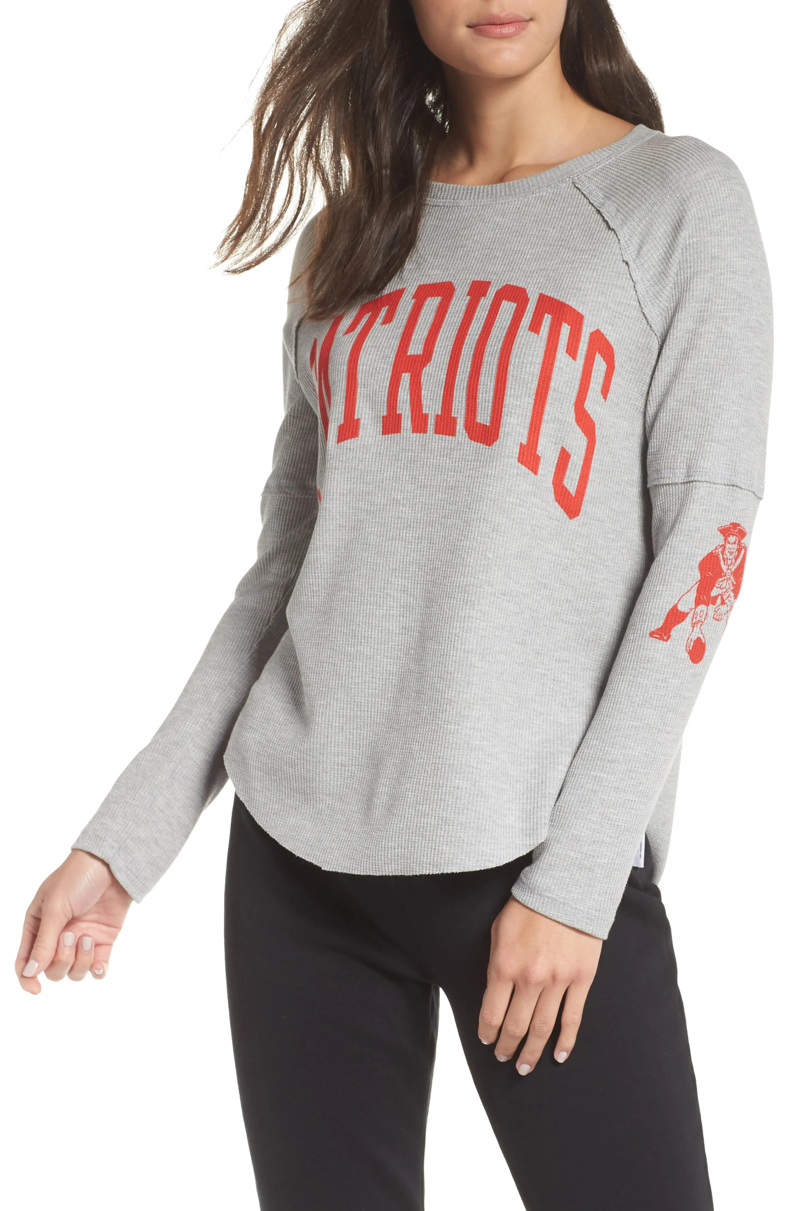 Junk food nfl thermal tee also women   tees clothing nordstrom rh shoprdstrom