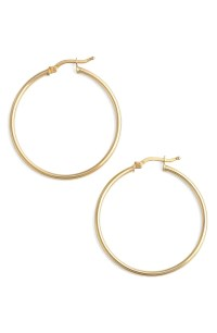 Bony Levy 14k Gold Hoop Earrings (Nordstrom Exclusive