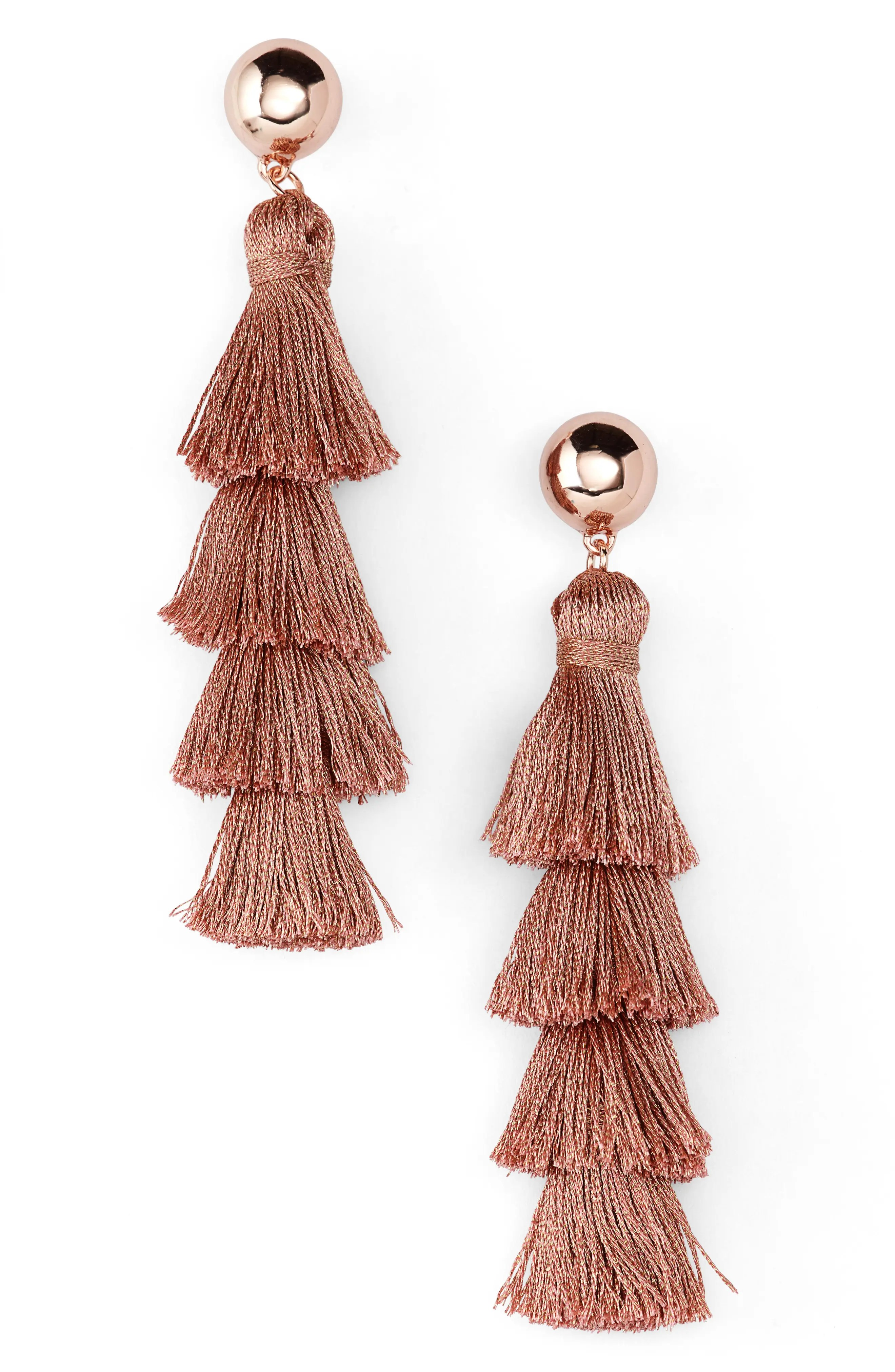 Main Image - Baublebar Luisa Tassel Drop Earrings