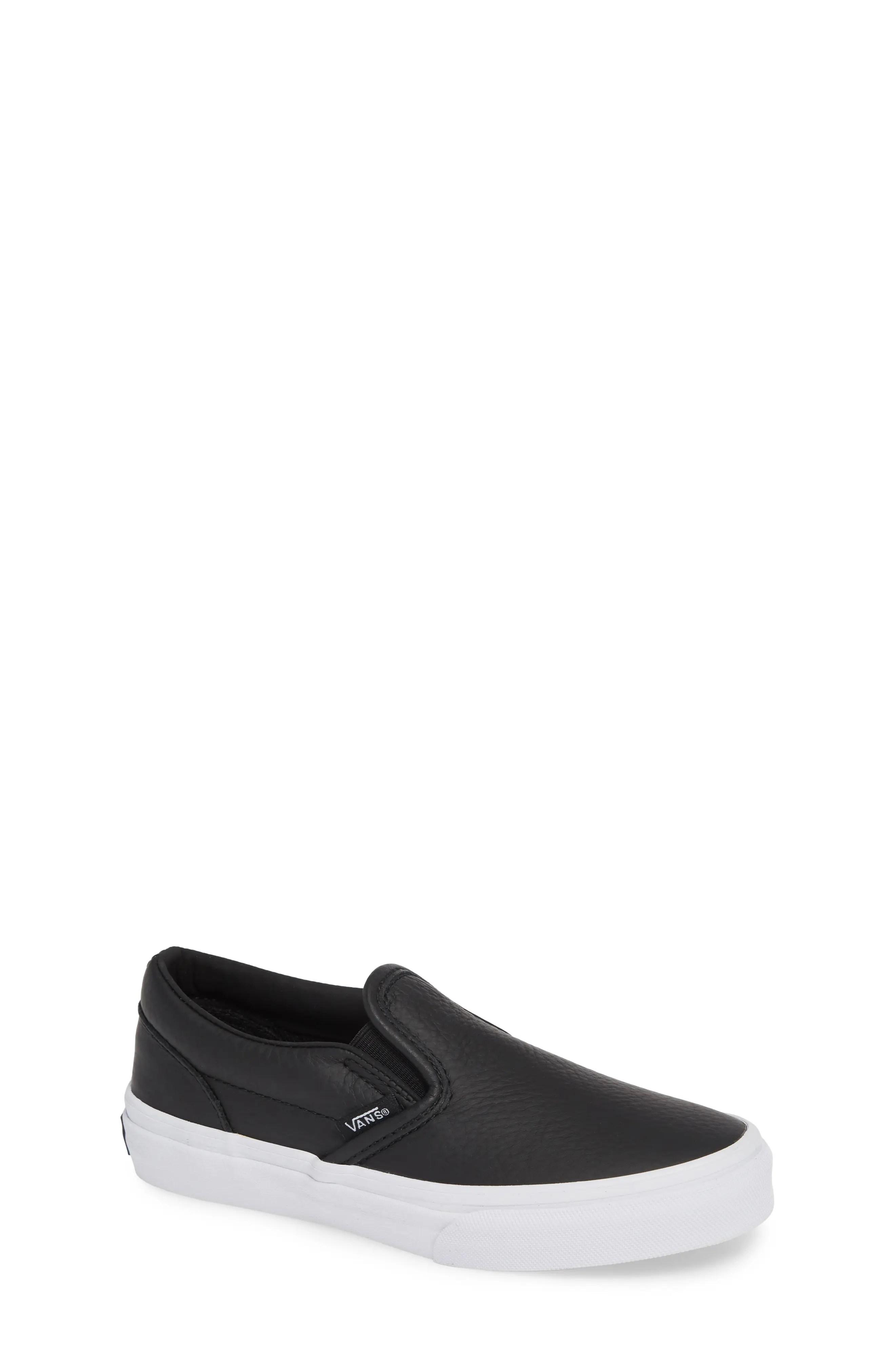 Vans  classic slip on sneaker walker toddler little kid big also shoes sizes nordstrom rh shoprdstrom