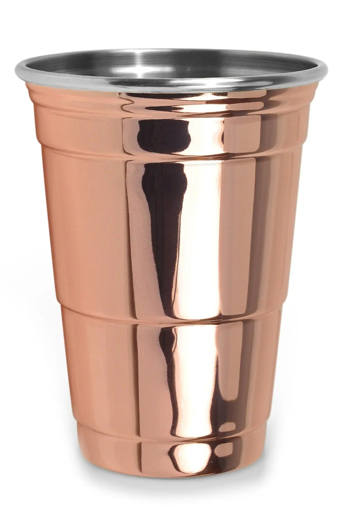 Main Image - Fred & Friends Copper Party Cup