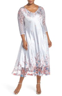 Plus-Size Mother-of-the-Bride Dresses | Nordstrom