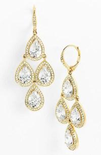 Nadri Cubic Zirconia Chandelier Earrings (Nordstrom ...