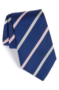 Gitman Stripe Silk Tie   Nordstrom