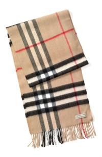 Burberry Heritage Check Cashmere Scarf | Nordstrom