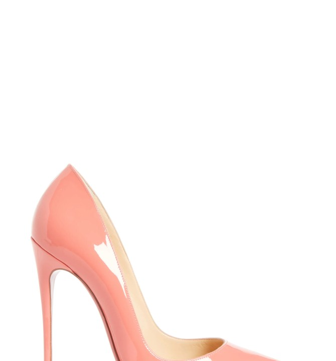 Main Image - Christian Louboutin 'So Kate' Pointy Toe Pump (Women)