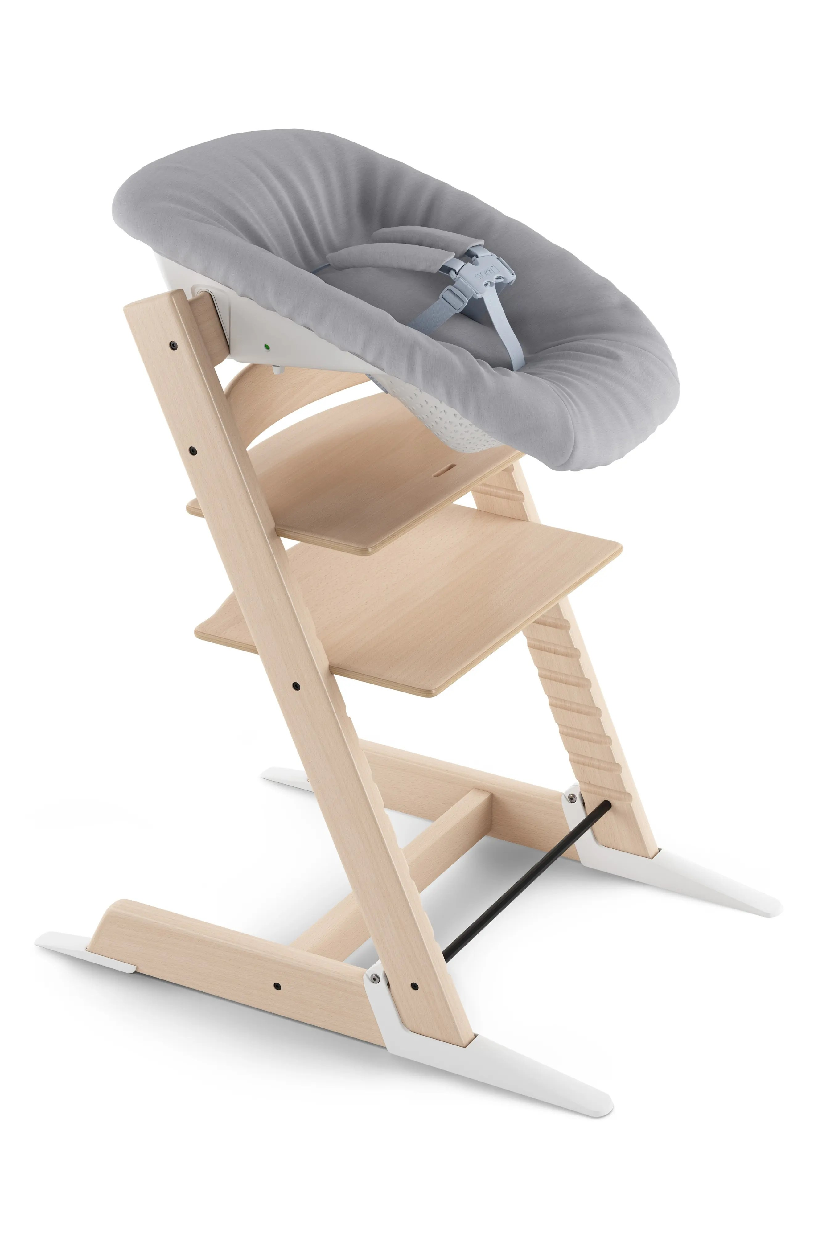 stokke chair harness drive shower high chairs covers booster seats for tables nordstrom tripp trapp newborn set