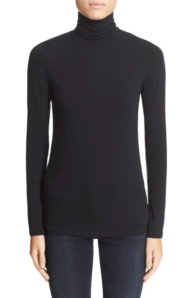Turtleneck, Main, color, Noir
