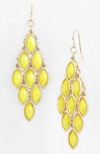 Tasha Stone Chandelier Earrings | Nordstrom