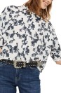 Main Image - Topshop Bunny Print Shirt