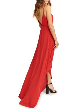 Main Image - Show Me Your Mumu Mariah Wrap Maxi Dress