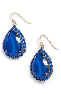 Loren Hope Krista Crystal Drop Earrings