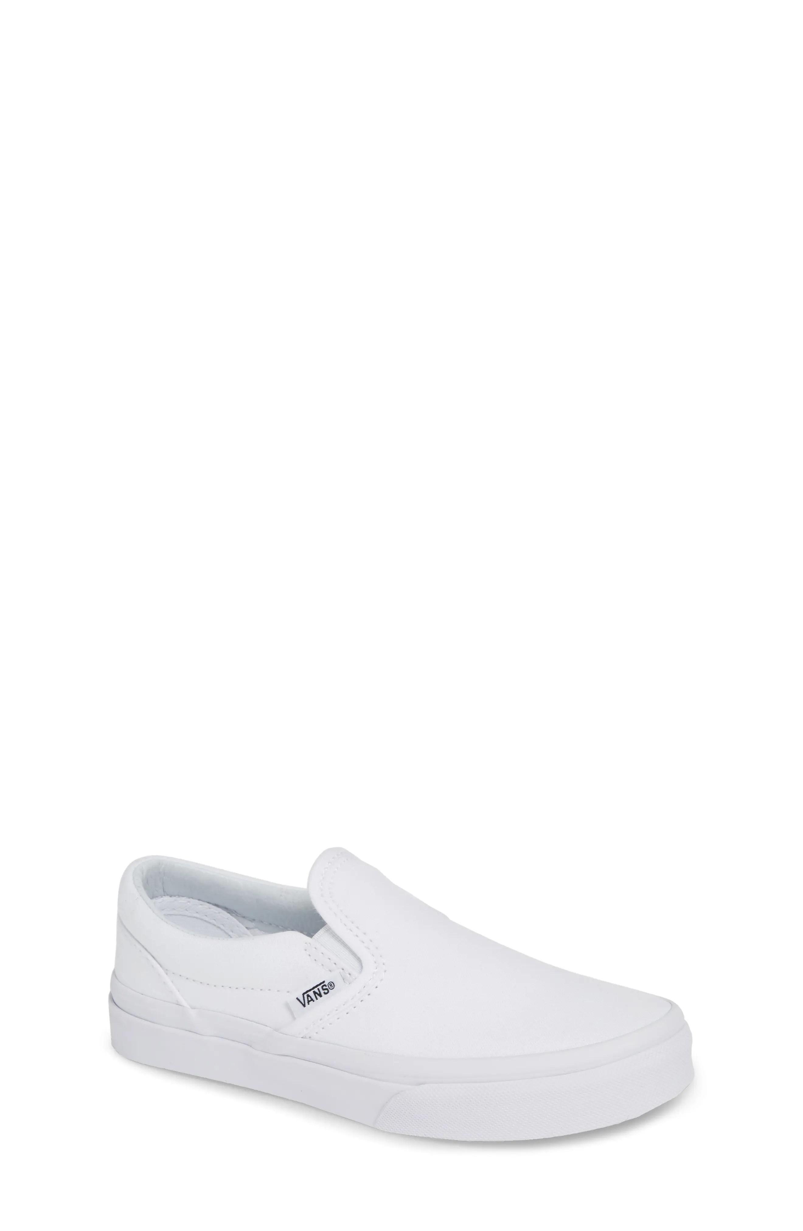 Vans  classic slip on baby walker toddler also little boys shoes sizes nordstrom rh shoprdstrom