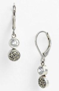 Judith Jack Marcasite Earrings | Nordstrom