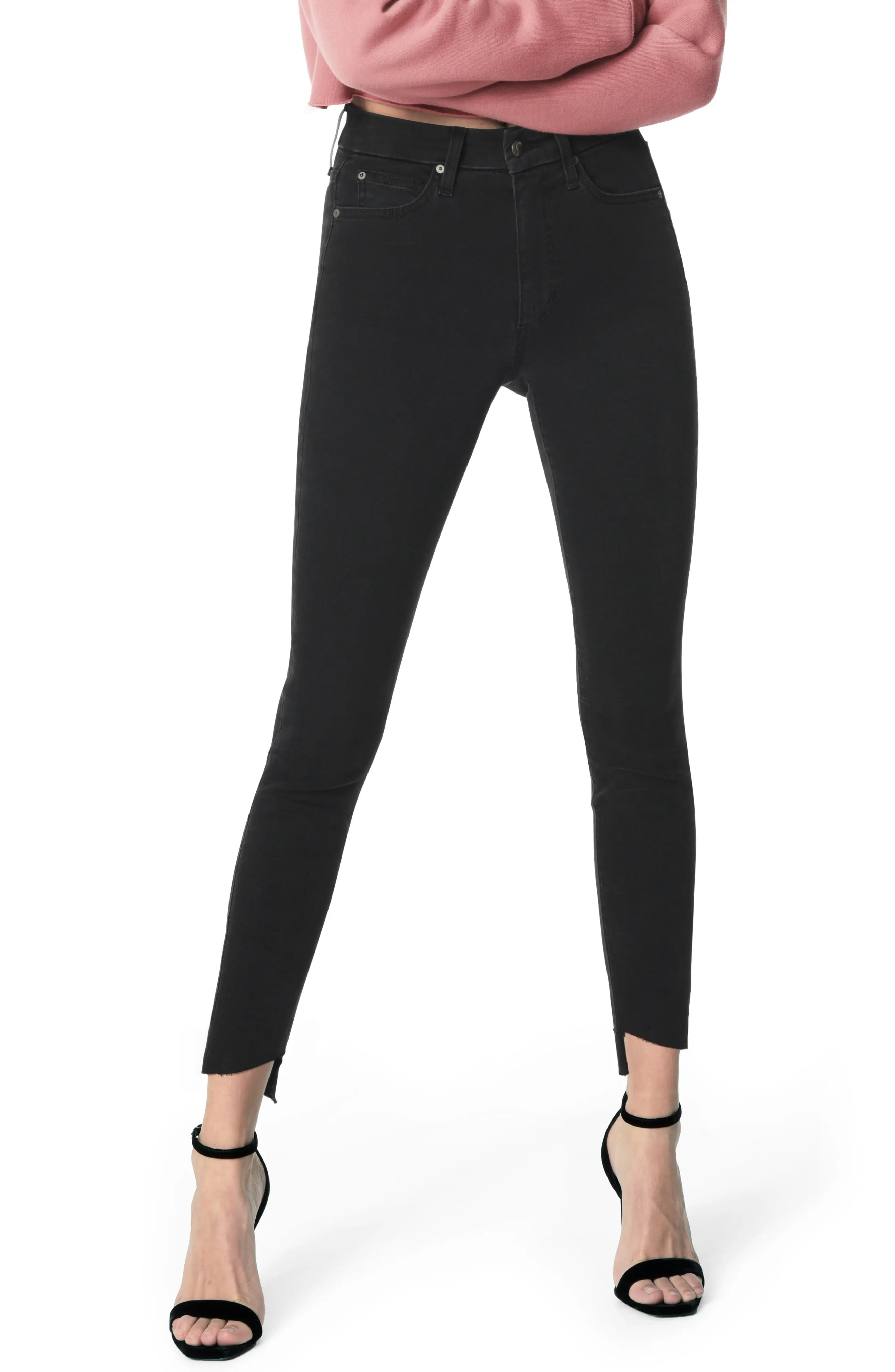 Joe   flawless honey curvy high waist ankle skinny jeans elsey also for women nordstrom rh shoprdstrom