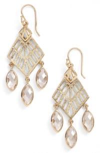 Melinda Maria 'Mayson' Drop Earrings