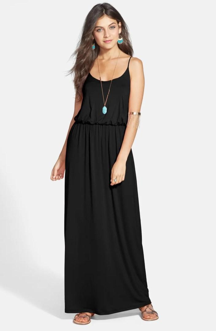 Lush Knit Maxi Dress  Nordstrom