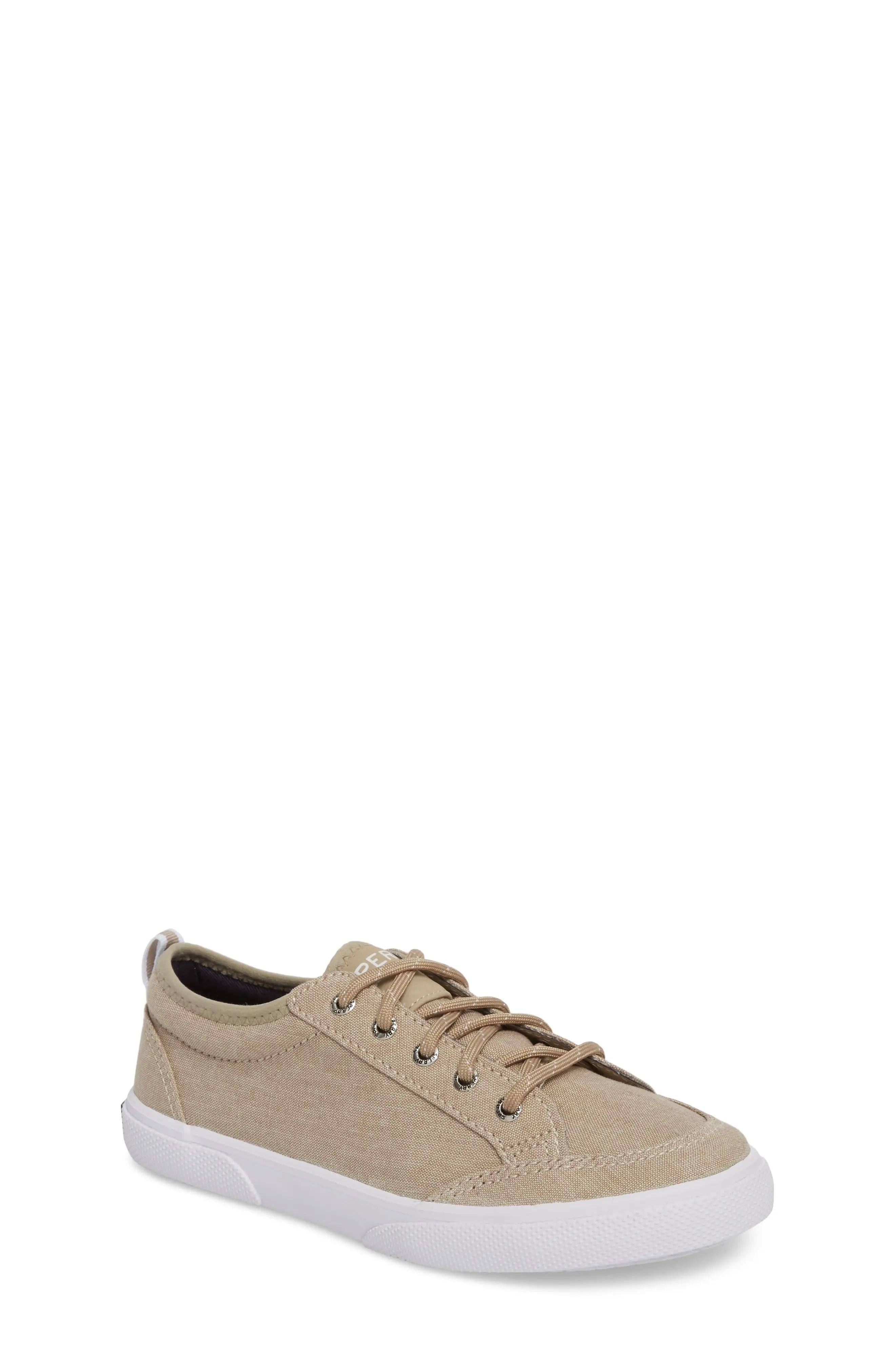 Sperry kids deckfin sneaker walker toddler little kid  big also baby shoes nordstrom rh shoprdstrom