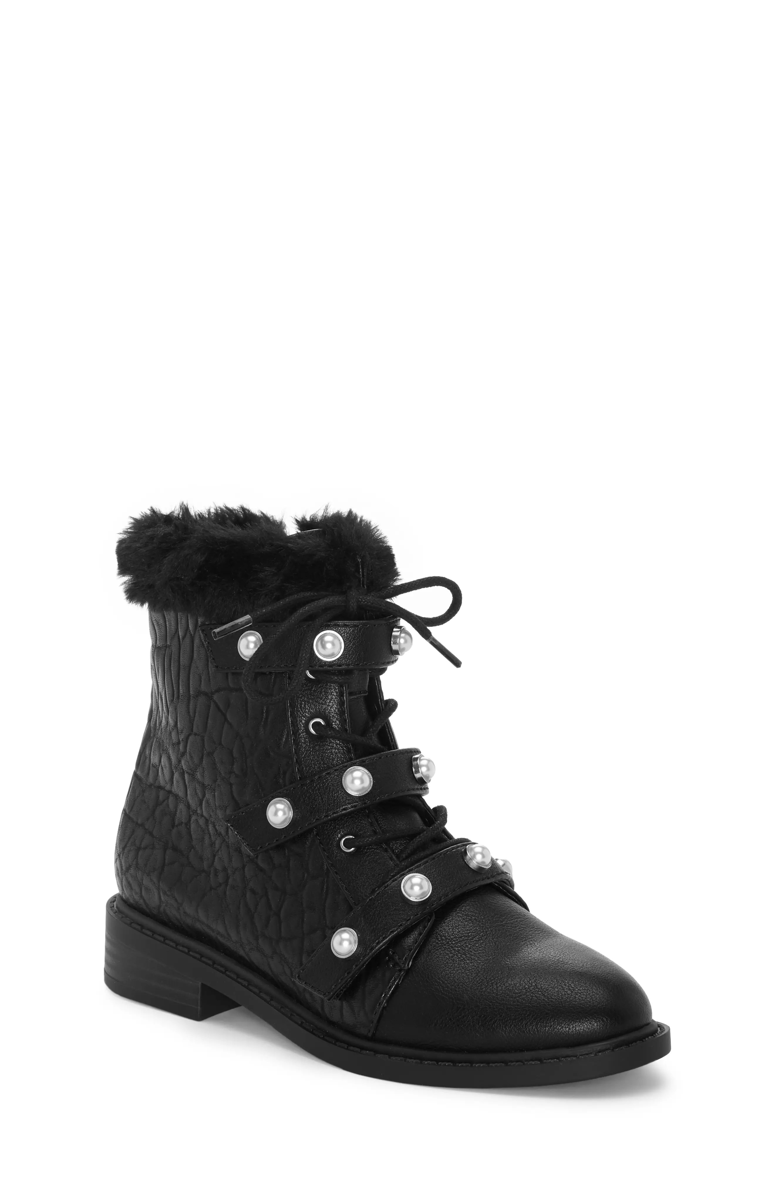 Vince camuto talei studded bootie toddler little kid  big also kids shoes nordstrom rh shoprdstrom