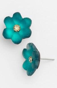 Alexis Bittar 'Lucite' Small Flower Stud Earrings | Nordstrom