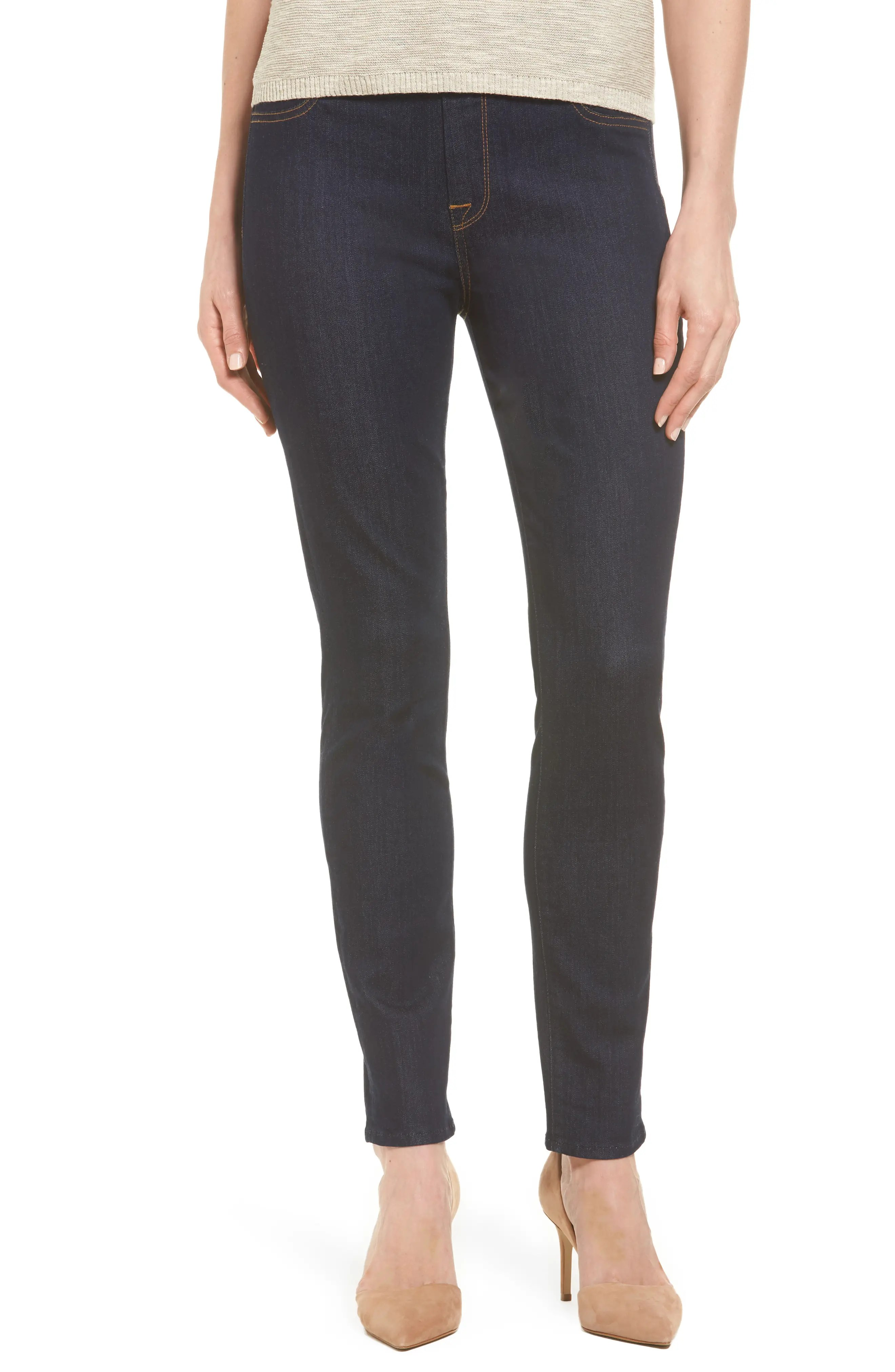 Jen by for all mankind comfort stretch denim skinny jeans riche touch rinsed night also women   nordstrom rh shoprdstrom