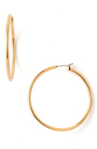 Nordstrom Classic Hoop Earrings (Nordstrom Exclusive