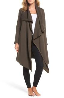 UGG Fleece Blanket Cardigan